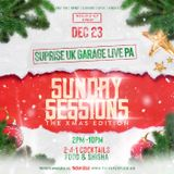 Sunday Sessions: The Xmas Edition Mix