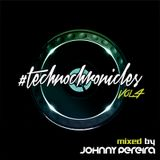 #TECHNOCHRONICLES VOL.4 mixed by Johnny Pereira