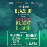 BLAZEUP PARTY MRJ B-Bash - Gildoman Live Mix (Vinyl only)