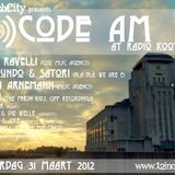 Spaander live at CODE AM - 12inchcity
