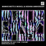 Mamiko Motto w/ Mixhell & Hoshina - 1st July 2015