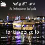 Mashed Up The Summer Boat Party Mix by DJ Danny Thomas & Dj Bobby G