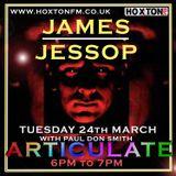 ARTICULATE - JAMES JESSOP