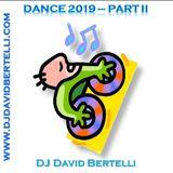 Dance 2019, volume 2, with the top EDM musics in WW charts/com as top EDM nas listas mundiais.