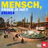 Mensch, erger je niet! - FM Brussel - 25/10/14