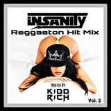 (Repost) DJ Insanity Reggaeton Hit Mix Vol. 2