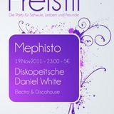 Freistil @ Mephisto/Faust 19.11.11 - Part 3