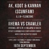 Closing Set Ft Flowzone, AIM, Scumfam & More @ Flowzone Sheff Takeover