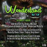 SM & JESS SORIA - WONDERLAND WARM UP
