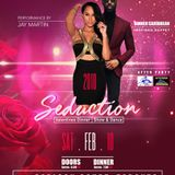 SEDUCTION 9TH DINNER SHOW AND DANCE 2018