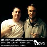 DJ BobaFatt & Dj Mo Fingaz - The Sunday Scenario 23 - ITCH FM (16-FEB-2014)