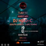 Sound Psalms Guest Mix by Dj Ndo- C (Cape Town, South Africa)