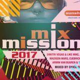 Mix Mission 2018 - DJ Quicksilver (SSL) - 31-Dec-2018