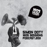 1605 Podcast 203 with Simon Doty