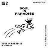 Soul In Paradise w/ Jamma Dee - 29th June 2017
