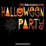 Tbilisi State Academy Of Arts - Halloween Party (30.10.11)