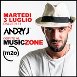 Andry J LIVE @ Music Zone [m2o]