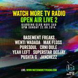 Positive Vibration Movement Open Air 2 Roof Top 22062014 Watch More TV Radio