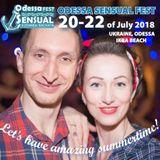 Saturday night at Odessa Sensual Festival