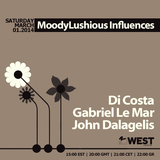 MoodyLushious Influences Episode 35 (March 2014 Edition) (Guest Promo Mix By John Dalagelis)