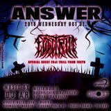 ANSWER Halloween DJ J'$ a.k.a NEXT Live Mix