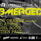 2013-09-11 - Bad Boy Orange (House Set) Live @ Submerged