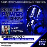 Primetime Power Show | Show # 168 | Sherri Darden