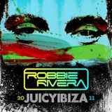 Robbie Rivera playing my latest release on his Radio show (Track one)