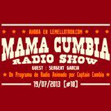 Mama Cumbia Radio Show #18