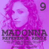 MADONNA vol.9 REFERENCE REMIX (bordeline, like a virgin, into the groove, express yourself, ...)