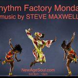 Rhythm Factory Mondays by Steve Maxwell 10/20/14