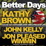 Jon Pleased Wimmin Live Better Days Cleethorpes