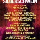 Alex B. Groove live @ Silberschwein 09.12.2011 (Part 1)