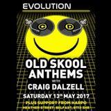 Craig Dalzell Live at Evolution - Heather Street, Belfast [13.05.17]