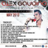 Alex Gaudino - My Destination - Iunie 2013