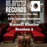 Russell Hunter Live Lounge 2