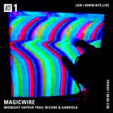 Magicwire w/ Lone & Gabriola - 14th July 2017