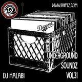 UndergroundSoundz #31 by Dj Halabi