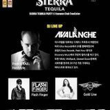 AvAlanche DJ Live Recording @ DMA X TwoColor X Sierra, Club TwoColor, Seoul, Korea 18th Mar 2017