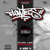 DJ Philly & 210 Presents - Trackside Burners Radio Show 160 - FLOWTECS