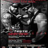 Testostérone GEAR Montréal LIVE 1-30-2016