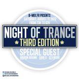 Marion Arianni - Night Of Trance : Third Edition @ B-Mix
