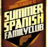 Cesar Almena - FamilyClub 25.08.2012