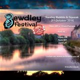 SUNDAY BUBBLE & SQUEAK BEWDLEY FESTIVAL SPECIAL 2nd OCTOBER 2016