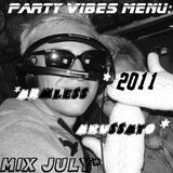 Armless & Akussato - Party Vibes Menu (MIX July '11)