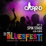 OscarD - Live @ Bluesfest Ottawa (hour 1)
