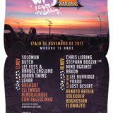 Chris Liebing @ Warung 15 Years, Warung Beach Club - 18 November 2017