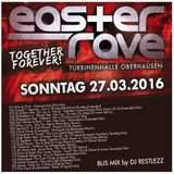 DJ Restlezz - Easter Rave 2016 Bus Mix