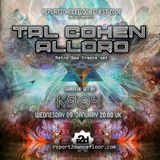 Tal Cohen Alloro warm up  k9@4 Live for Report2Dancefloor Radio