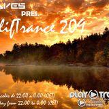 Twinwaves pres. UplifTrance 209 (27-09-2017)
